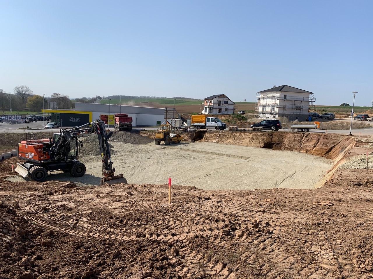 Baufortschritt Reinhausen Eigentumswohnungen