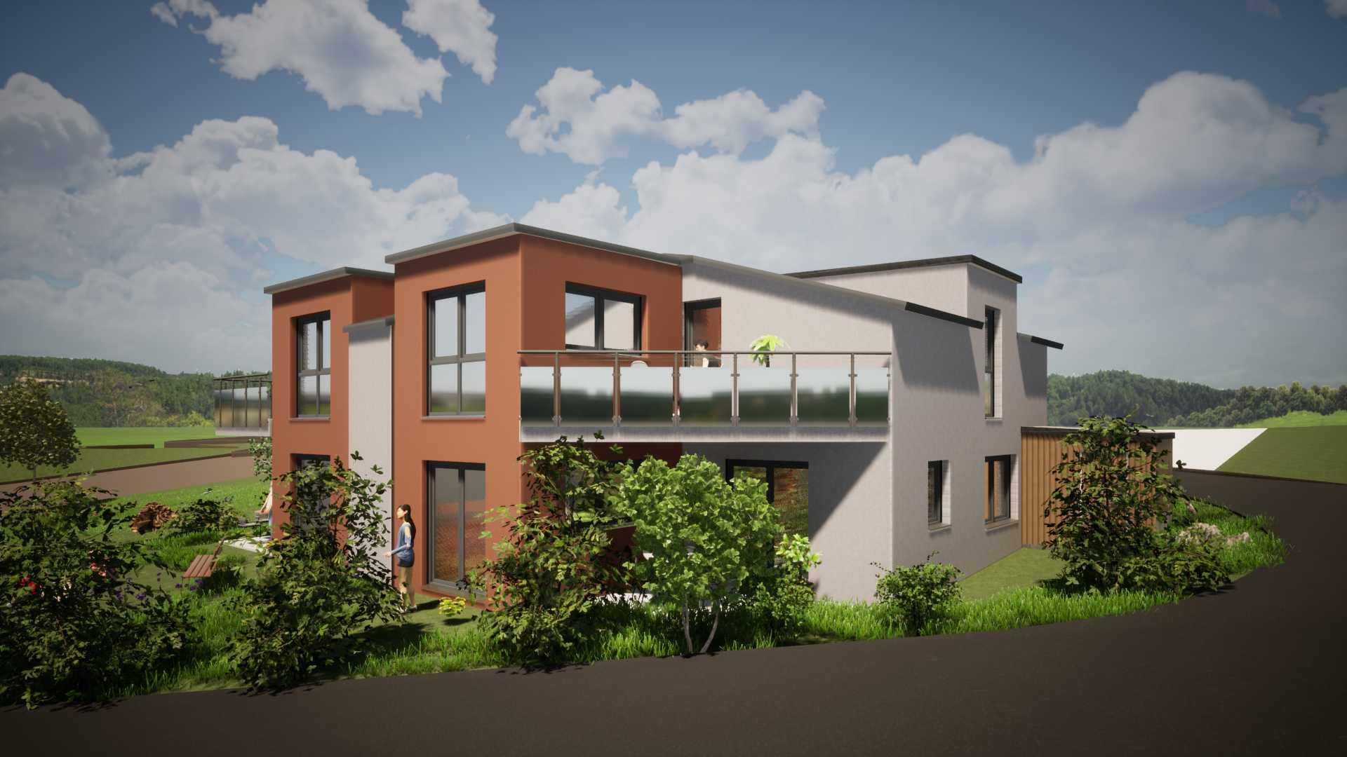 Mehrfamilienhaus 4 Wohnungen
