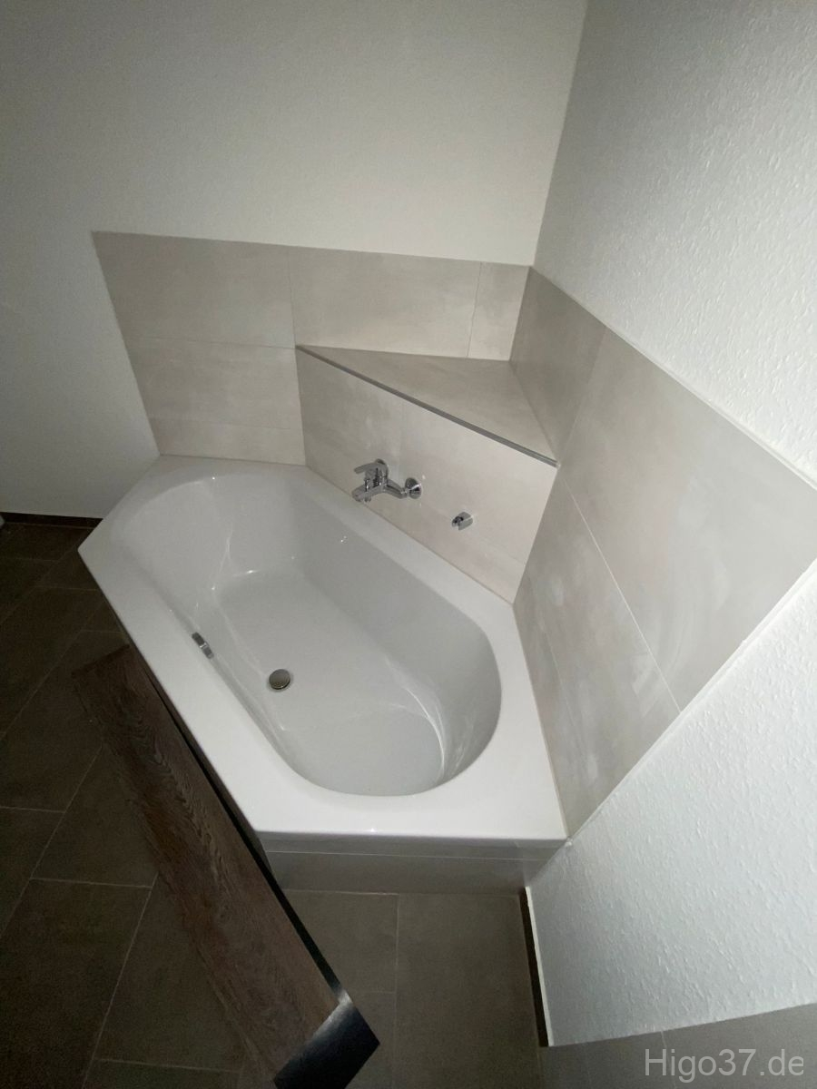 Beispielansicht Eigentumswohnung 12 MFH Bad/Toilette/WC