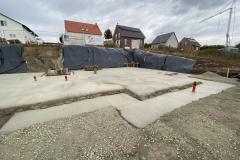 Baufortschritt Neubau Immobilie 9 WE Reinhausen