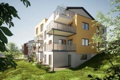 Neubau Am Mensing 10 Reinhausen Ansicht Süd